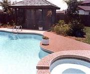 CONCRETE RESURFACING POOL DECK, PATIO, DRIVEWAYS WWW.DECOSTONE.COM