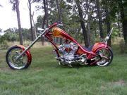 2012 Custom Built Motorcycles Chopper