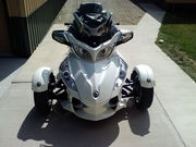 2012 Can-Am Spyder RT L. Edition