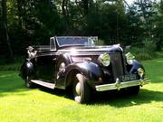 1937 Buick straight 8