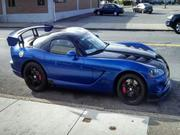 2009 DODGE viper Dodge Viper SRT-10 ACR Coupe 2-Door