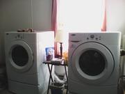 washer n dryer front loader