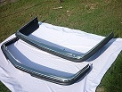 Mercedes Benz W107 Stainless Steel Bumper