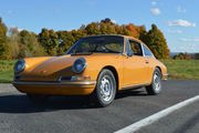 1968 Porsche 911 T Bahama Yellow