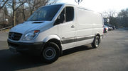 2012 Mercedes-Benz Sprinter 2500 144WB Cargo