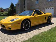 2004 Acura NSX 15680 miles