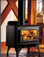 Wood stove BRAND NEW In the original box