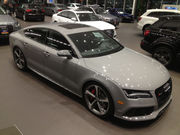 2014 Audi RS7Quattro