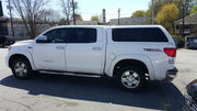 2010 Toyota TundraLimited Crew Cab Pickup 4-Door