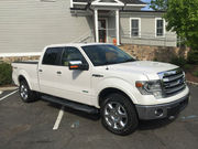 2013 Ford F-150Lariat Crew Cab Pickup 4-Door