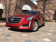 2014 Cadillac CTS NAVI