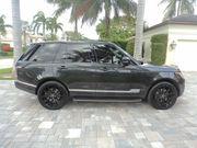 2013 Land Rover Range Rover HSE Utility 4-Door
