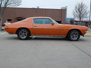 1973 Chevrolet Camaro 1973 Z28 4 Speed