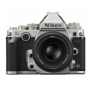 Nikon - Dƒ DSLR Camera with AF-S NIKKOR 50mm