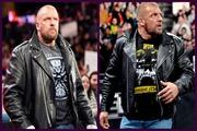 WWE Triple H Leather Jacket